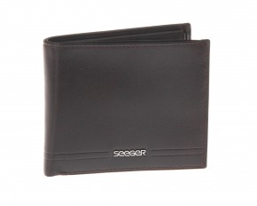 7004 Seeger  Wallet Leather Börse Leder