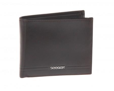 7004 Seeger  Wallet Leather Börse Leder