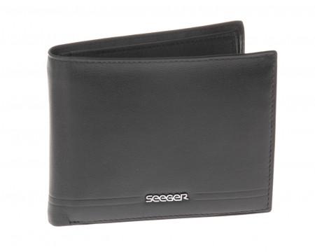 7009 Seeger  Wallet Leather Börse Leder