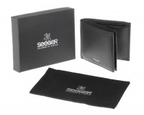 Wallet_Packing_1 Seeger  Wallet Leather Börse Leder